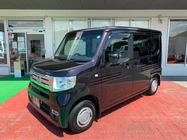 ホンダ N-VAN+スタイル ファン・ターボホンダセンシング 当社デモカー