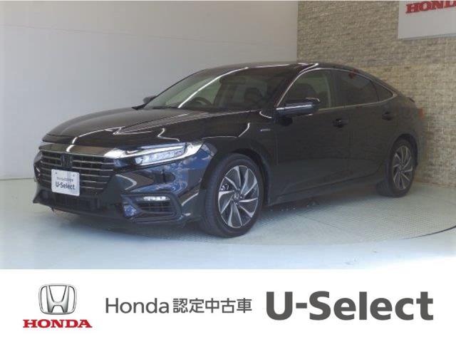 ホンダ EX デモカー・ナビリヤカメラ・Honda SENSING