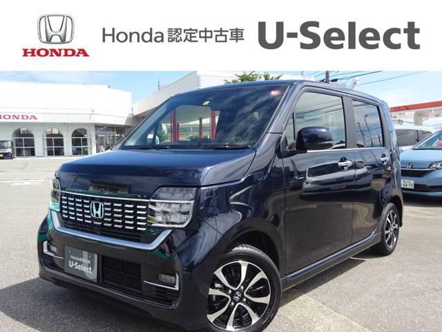 ホンダ N-WGNカスタム Lホンダセンシング 当社元デモカー HondaSENSING