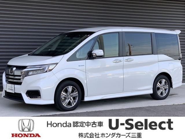 ホンダ スパーダハイブリッド G・EX ホンダセンシング 新車保証付