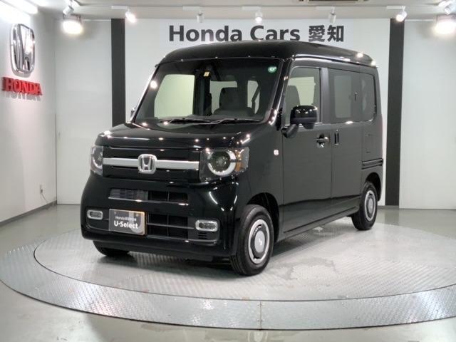 ホンダ ファン・ホンダセンシング 当社試乗車 新車保証 フルセグナビ