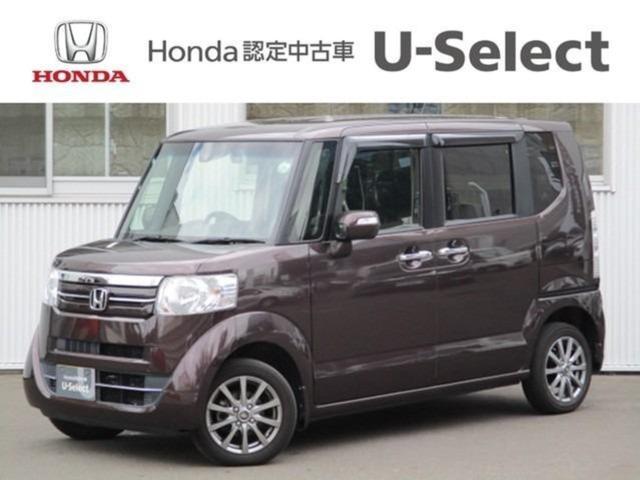 ホンダ G・Lパッケージ 4WD ワンオーナー 純正ナビ エンスタ
