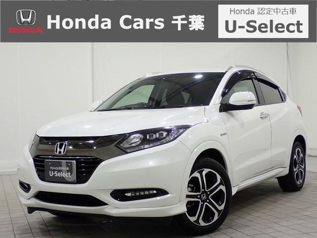 ホンダ ハイブリッドZ・ホンダセンシング Honda認定中古車 インターナビ DVD再生 Bluetooth USB入力端子 フルセグTV バックカメラ スマートキー シートヒーター LEDヘッドライト ドライブレコーダー ワンオーナー車