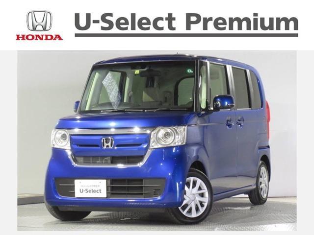 ホンダ N-BOX G・Lセンシング 8インチナビ シートヒーター
