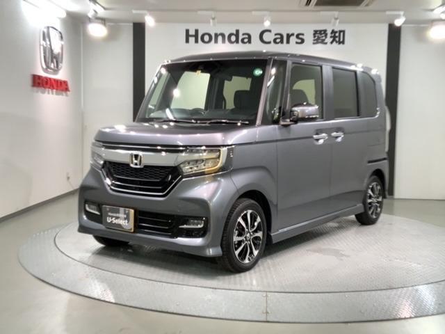 ホンダ N-BOX G・Lホンダセンシング 試乗車 ナビ VXM-204VFi