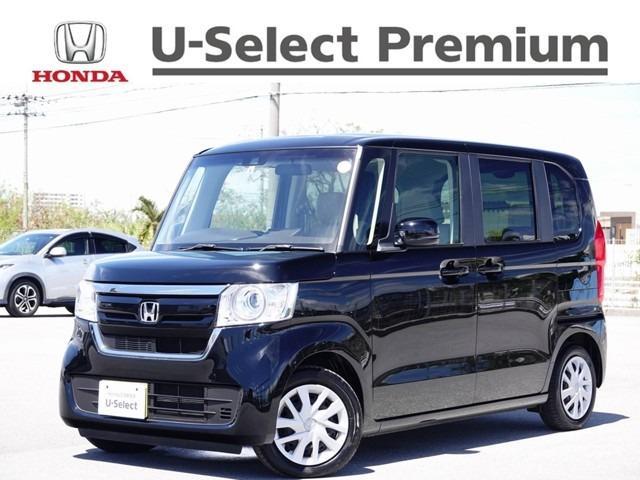 N-BOX(沖縄 中古車) 色:クリスタルブラック 価格:149.8万円 年式:2019(令和1)年 走行距離:1.0万km