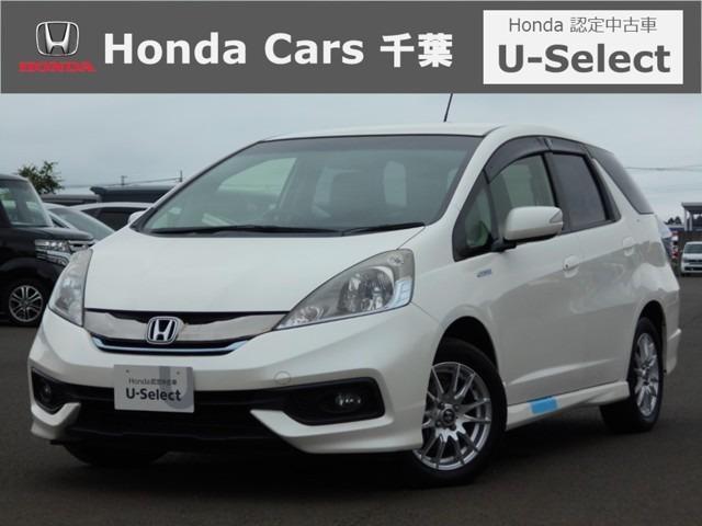 ホンダ ハイブリッド・スマートセレクションクールエディション Honda認定中古車 ワンオーナー車 ナビ バックカメラ Bluetooth