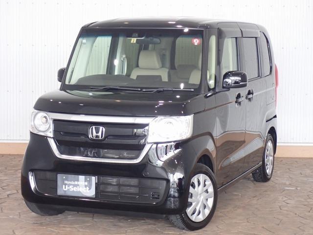 ホンダ N-BOX G・EXホンダセンシング 助手席スーパースライドシート