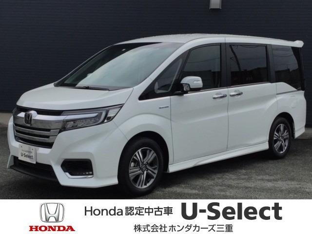 ホンダ e:HEVスパーダ G ホンダセンシング 新車保証付