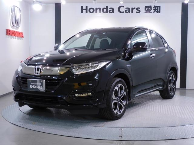 ホンダ ハイブリッドZ・ホンダセンシング 新車保証 試乗車 地デジ