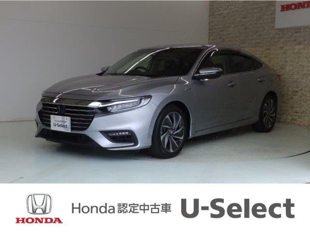 ホンダ EX デモカー・ナビ・ドラレコ・Honda SENSING