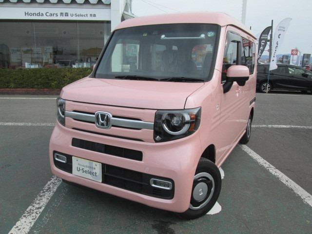 ホンダ N-VAN+スタイル ファン・ホンダセンシング メモリーNAVI 4WD