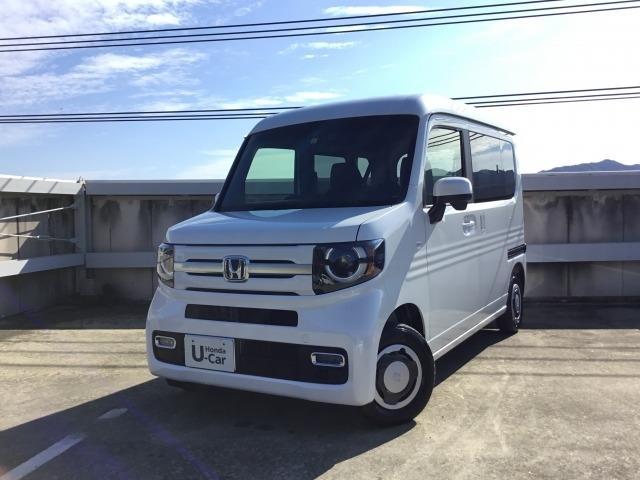 ホンダ N-VAN+スタイル ファン・ターボホンダセンシング 純正ナビ・ETC・バックカメ