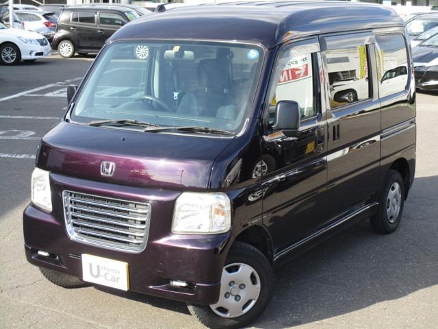 ホンダ M 4WD キーレス 冬タイヤ付