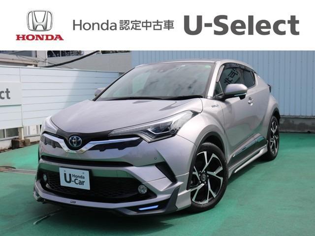 トヨタ ハイブリッド 1.8 G LED エディション モデリスタエ