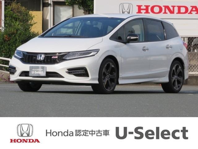 ホンダ RS・ホンダセンシング 弊社デモカー ナビ ETC Hond