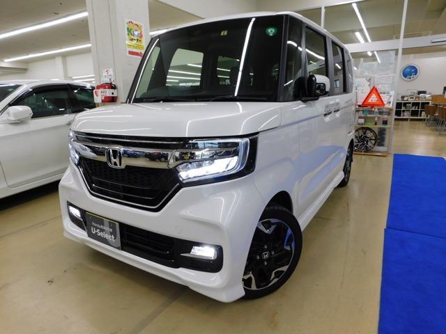 ホンダ G・EXターボホンダセンシング 当社デモカー ドライブレコー
