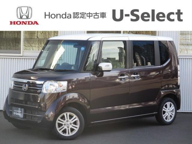 ホンダ 2トーンカラースタイル G・Lパッケージ 4WD ワンオーナー 社外CD 社外エンスタ