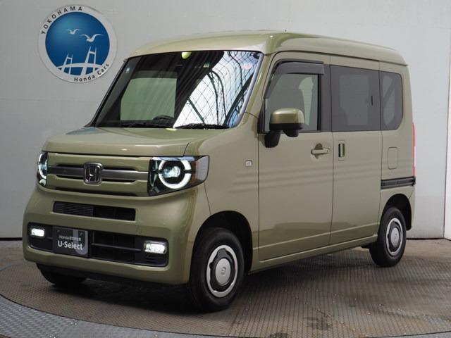 N−VAN+スタイル(ホンダ) ファン・ホンダセンシング 中古車画像