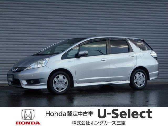 ホンダ ハイブリッド・スマートセレクション Honda純正9インチナビ ミュージックサーバー クルーズコントロール スマートキー