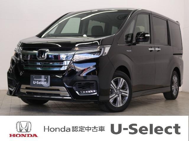 ホンダ スパーダハイブリッド G・EX ホンダセンシング 試乗車UP 両側P LEDライト 衝突軽減