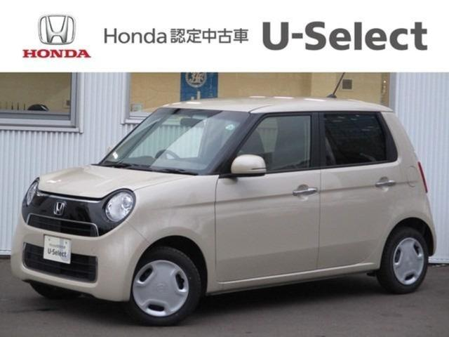 ホンダ N-ONE スタンダード・L 4WD 試乗車アップ ワンオーナー 純正ナビ
