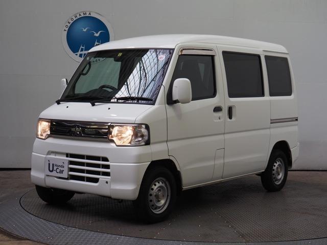 三菱 660 CL ハイルーフ ワンオーナーAM/FMラジオドアバイザー