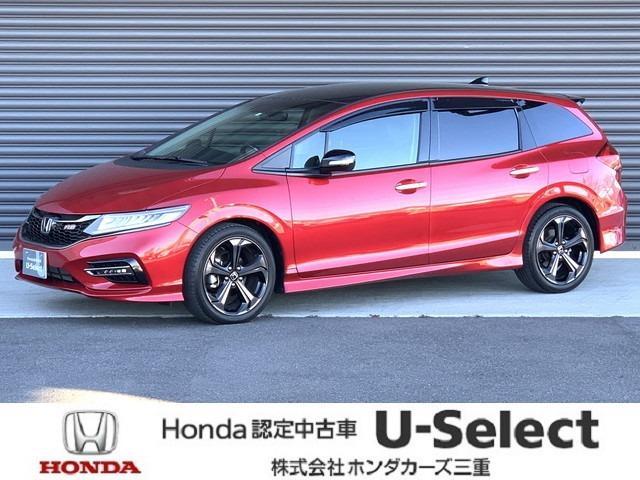 ホンダ ジェイド RS・ホンダセンシング