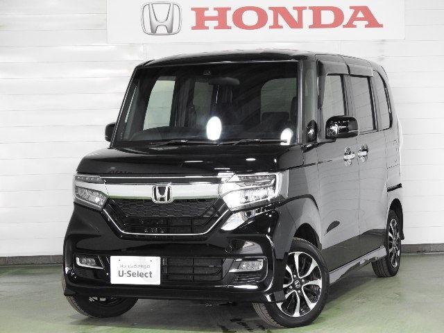 ホンダ G・Lホンダセンシング サポカーS CD ETC 4WD