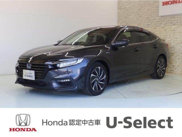 ホンダ EX・ブラックスタイル デモカー・ナビリヤカメラ・Honda SENSING