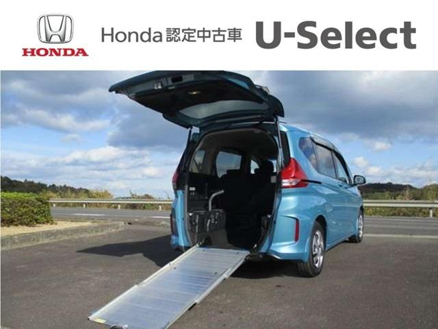 ホンダ 1.5 ハイブリッド G 車いす仕様車