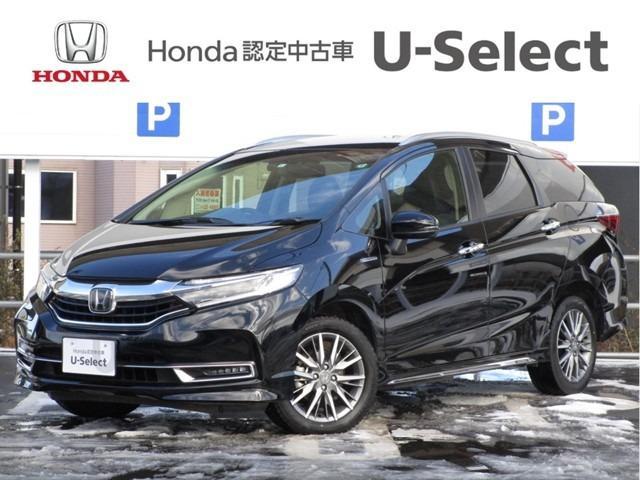 ホンダ ハイブリッドZ ホンダセンシング 4WD 業務車UP・メモリーナビ・リアカメラ・