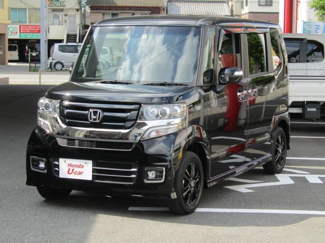 ホンダ G SSブラックスタイルパッケージ 特別仕様車
