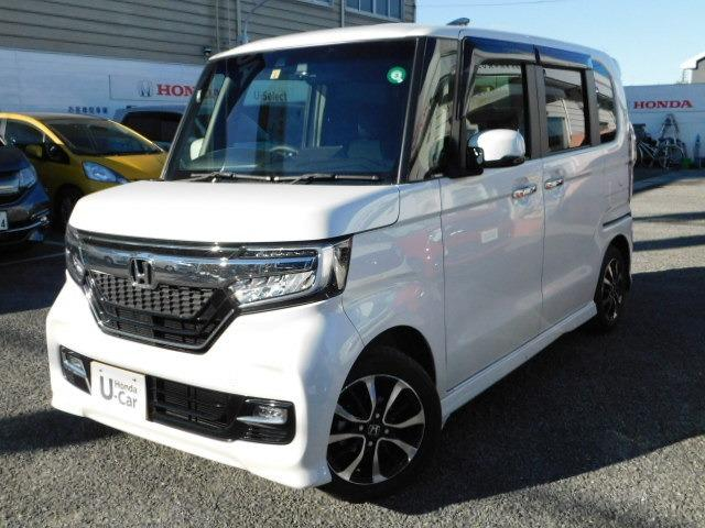 ホンダ G・EXホンダセンシング 当社使用車 センシング 大型ナビ