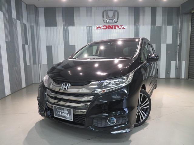 ホンダ アブソルート・EX ワンオーナー車・メモリーインターナビ