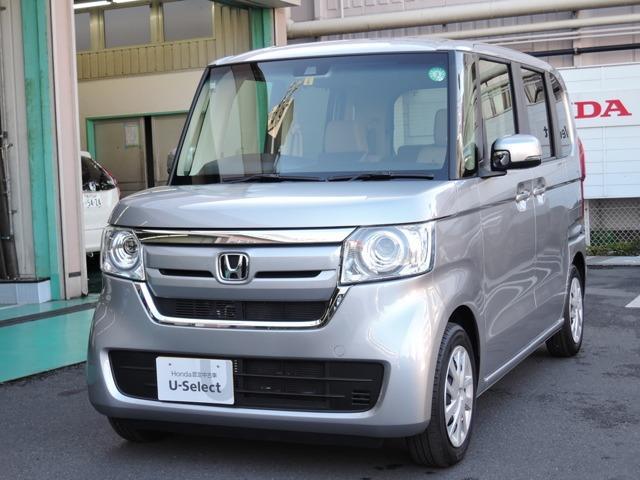 ホンダ N-BOX G・Lホンダセンシング シートヒーター センシング LEDライト