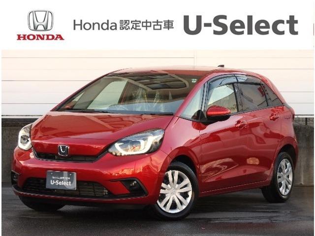 ホンダ フィット ホーム Honda SENSING ホンダコネクト 9インチインターナビ バックカメラ DVD再生 フルセグTV ドライブレコーダー ETC2.0 LEDヘッドライト