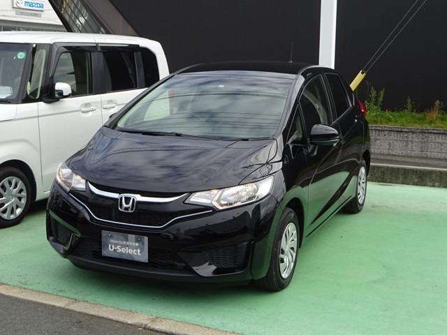 ホンダ 13G・Fパッケージ コンフォートエディション 8インチメモリ-ナビフルセグTV付