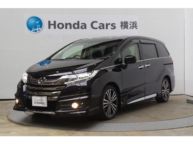 ホンダ G・EX ホンダセンシング ワンオーナードラレコリア席モニター
