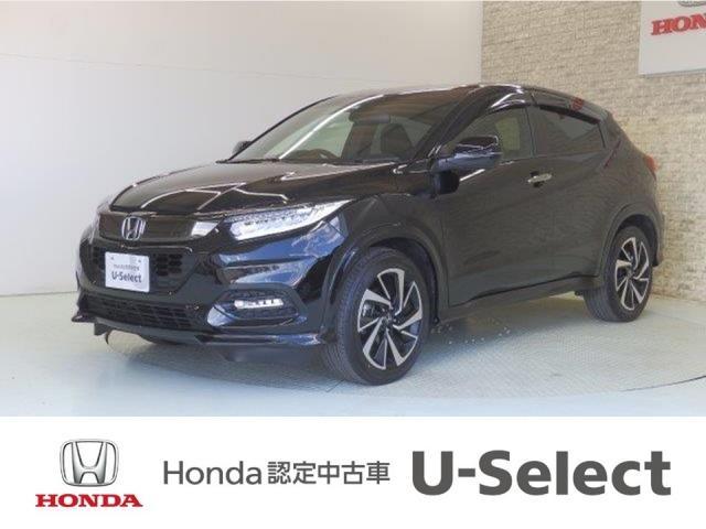 ホンダ RS・ホンダセンシング デモカー・ナビリヤカメラ・シートヒーター