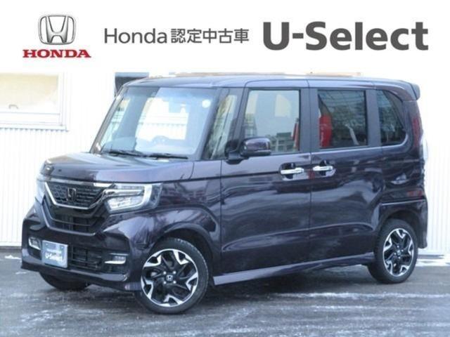 ホンダ G・EXターボホンダセンシング 4WD 試乗車アップ ワンオーナー 純正ナビ