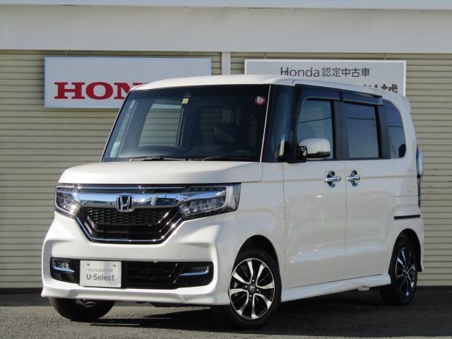 ホンダ G・Lホンダセンシング 8インチナビ・禁煙車・タイヤ新品