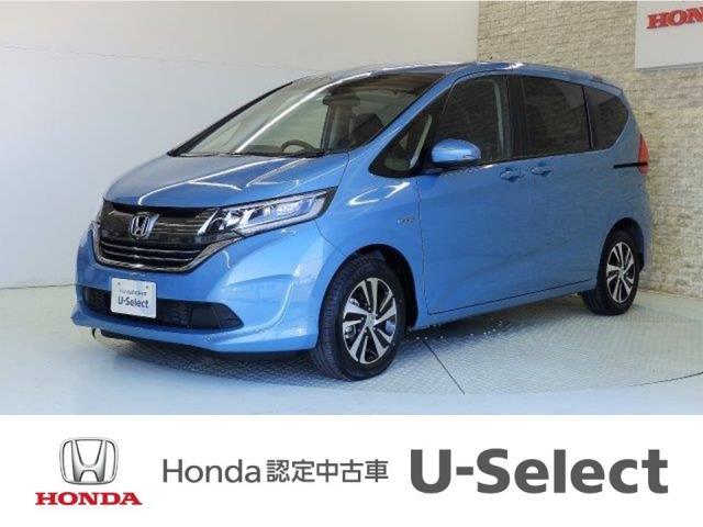 ハイブリッド・EX デモカー・ナビリヤカメラ・Honda SENSING(1枚目)