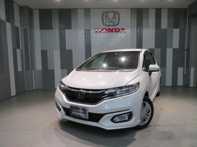 ホンダ 13G・Fパッケージ コンフォートエディション 当社デモカー ギャザスメモリーナビ