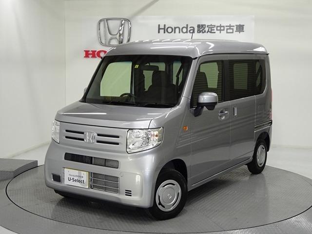 ホンダ N-VAN L・ホンダセンシング AM/FMラジオ センシング 元当社デモカー