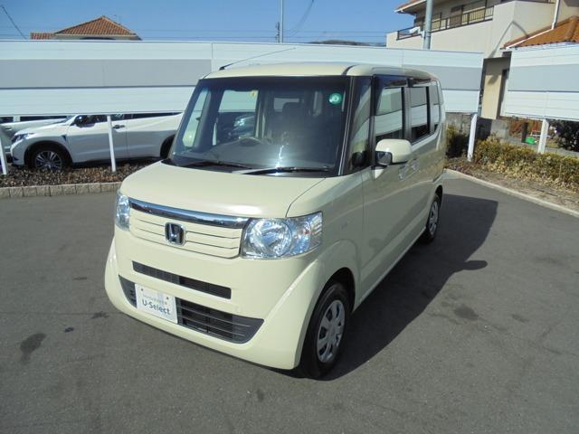 ホンダ N-BOX G・Lパッケージ 社外7インチナビ装着車
