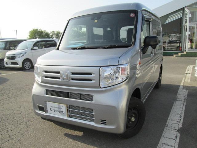 ホンダ N-VAN G・ホンダセンシング 4WD