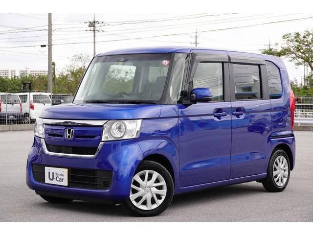 沖縄県の中古車ならN-BOX G・Lホンダセンシング