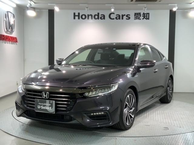 インサイト(ホンダ) EX・ブラックスタイル 中古車画像