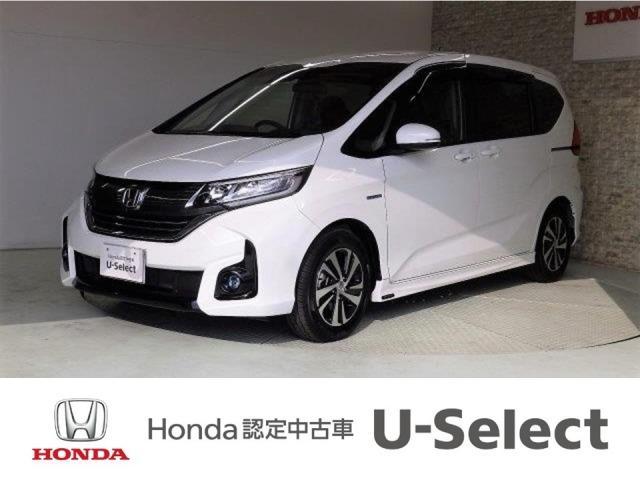 ホンダ ハイブリッドEX ナビ・リヤカメラ・ETC・Honda SENSING